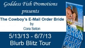 BBT The Cowboys EMail Order Bride  Banner