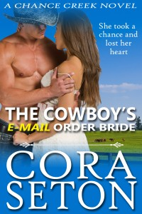 Cover_The Cowboy's E-Mail Order Bride