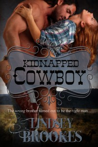 Kidnapped Cowboy Cover