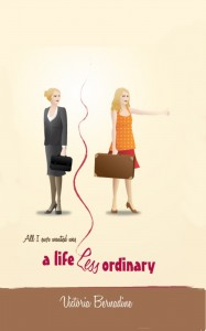 MEDIA KIT Book Cover A Life Less Ordinary