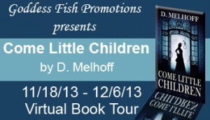 VBT Come Little Children Banner copy