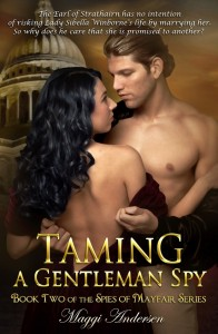 12_9 Cover_ TAMING A GENTLEMAN SPY