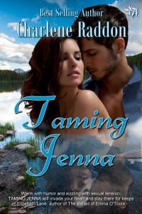 MEDIA KIT_Taming Jenna by Charlene Raddon - 500