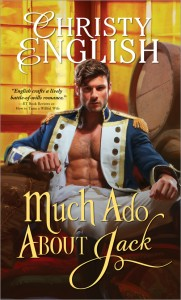 2_4 Christy English Much Ado About Jack Cover
