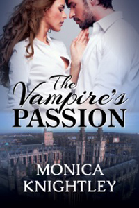 5_22 Cover_THE VAMPIRE'S PASSION