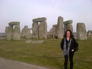6_26 Me at Stonehenge - Apr 2013