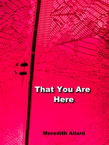 7_30 THAT YOU ARE HERE Cover_That You Are Here