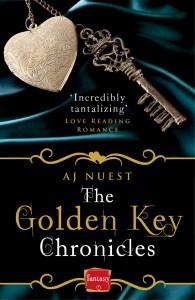 AJ Nuest Golden Key Chronicles, The - AJ Nuest (2)