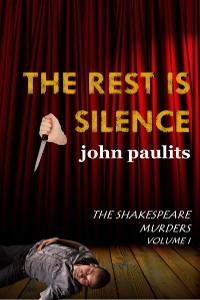 JOHN The Rest is Silence cover (2)