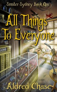 MEDIA KIT All Things To Everyone Cover