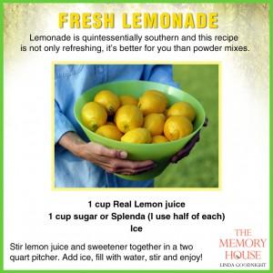 4_7 Fresh Lemonade