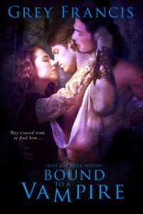 6_17 Bound to a Vampire - Front Cover