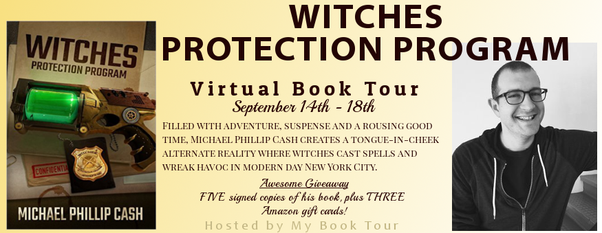 9_18 Witches Protection Program Virtual Book Tour Banner