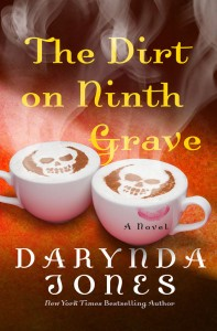 dirt on ninth grave book cover