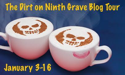 dirt on ninth grave tour banner
