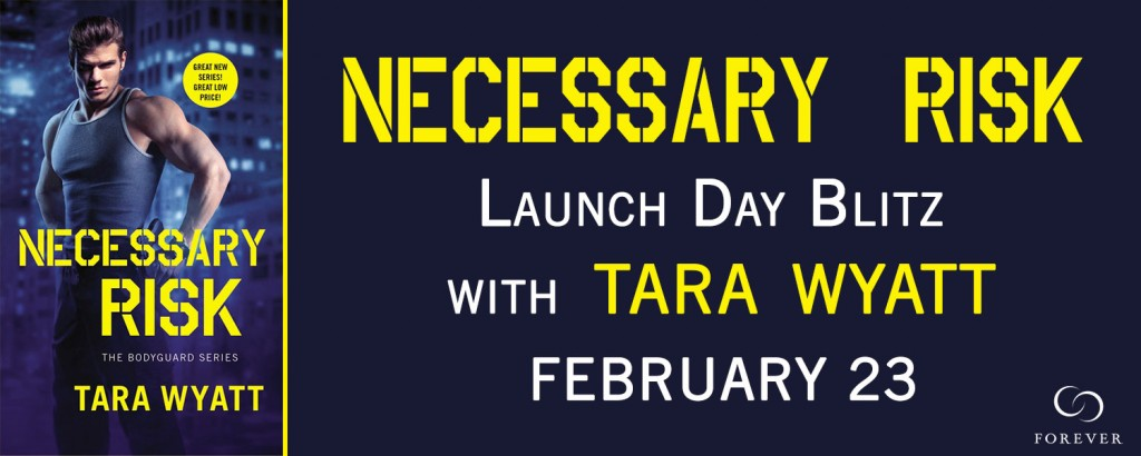 2_23 tara Necessary Risk Launch Day Blitz