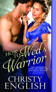 2_9 How to Wed a Warrior cover