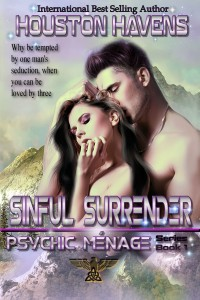 MediaKit_BookCover_PsychicMenageSeries_SinfulSurrender