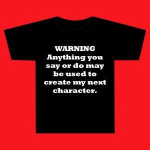 Character-Tee