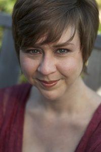 Author Marina Chappie seen outside her Santa Cruz, Calif. home, Friday February 17, 2012. (Photo by Tosh Tanaka)