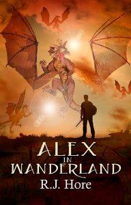 AlexWanderland-Ebook Cover Art
