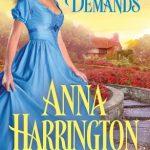 If the Duke Demands by Anna Harrington – Q&A