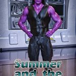 Summer and the Alien Guard by Jessica Coulter Smith