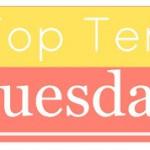 Top Ten Tuesday: First Ten Books I Gave Five Stars