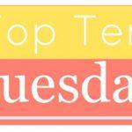 Top Ten Tuesday: Halloween!