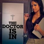 The Doctor Is In by Carl Weber and Brenda Hampton